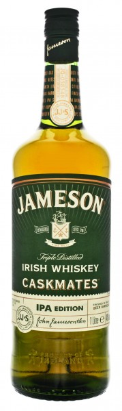 Jameson Irish Whiskey Caskmates IPA Edition 1,0L 40%