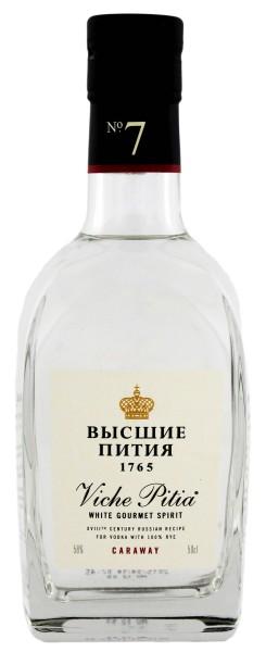 Viche Pitia White Gourmet Spirit No. 7 Caraway 0,5L