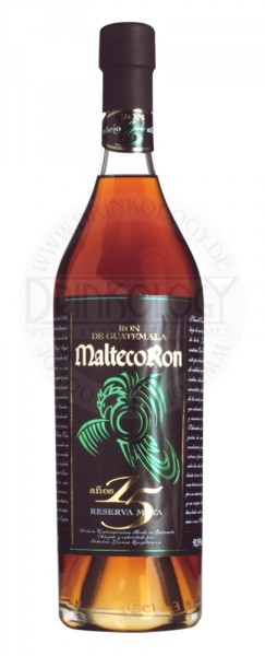 Malteco Rum 15 Years Old 0,2L 41,5%