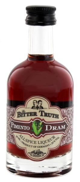 The Bitter Truth Pimento Dram Miniature