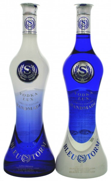Bleu Storm Vodka 1,0L 40%