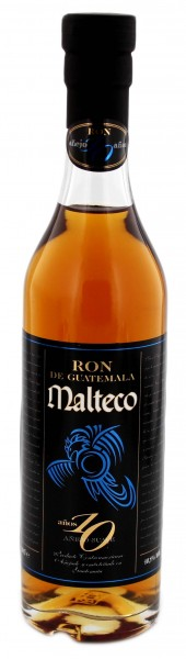 Malteco Rum 10 Years Old 0,2L