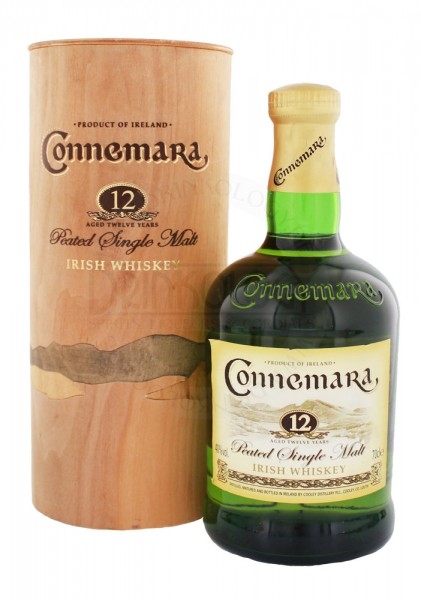 Connemara Single Malt Whiskey 12 Jahre