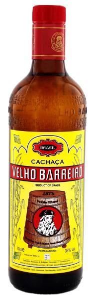Velho Barreiro Cachaca 0,7L 39%