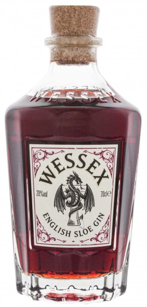 Wessex English Sloe Gin 0,7L 28%