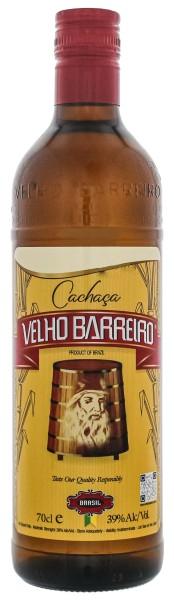 Velho Barreiro Cachaca, 0,7 L, 39%