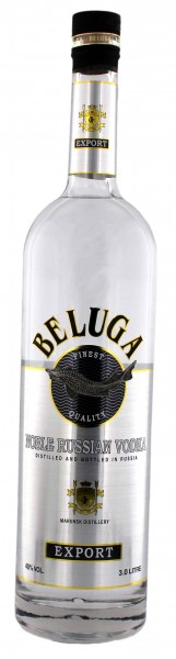 Beluga Noble Vodka Magnum 3,0 L