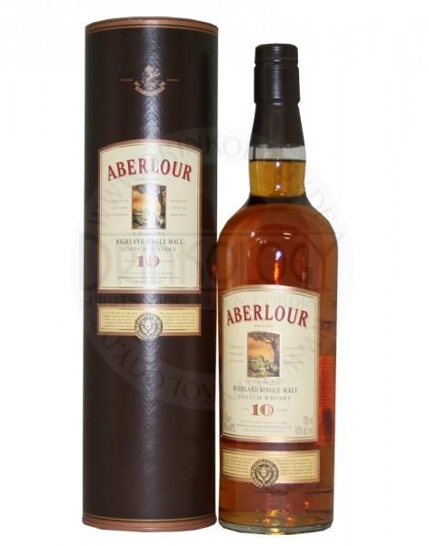 Aberlour Single Malt Whisky 10 Years Old