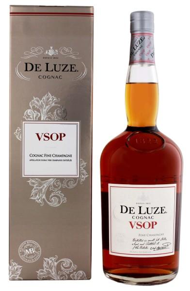 Cognac De Luze VSOP, 1,0L 40%