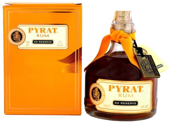 Pyrat Rum XO Reserve, 0,7L 40%