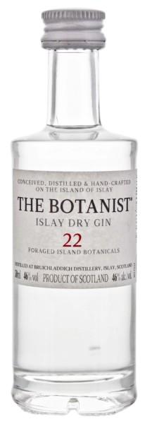 The Botanist Islay Dry Gin Miniatur 0,05L 46%