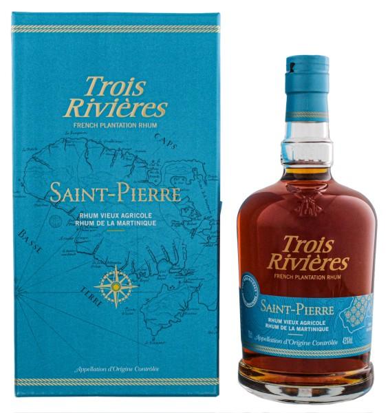 Trois Rivieres Saint Pierre Rhum Vieux Agricole 0,7L 43%