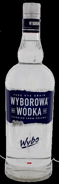 Wyborowa Vodka, 1 L, 37,5%