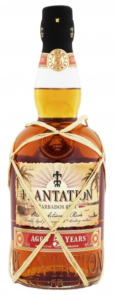 Plantation Rum Barbados Grande Reserve 5 Years Old, 0,7 L, 40%