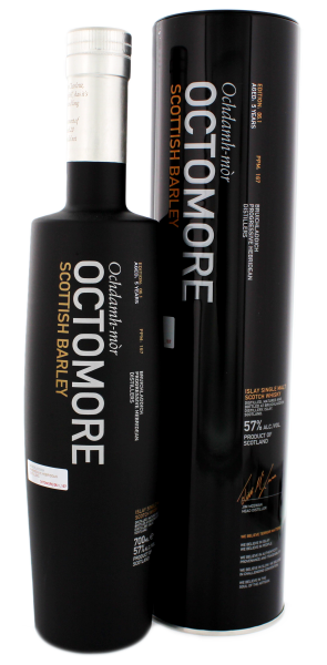 Octomore 6.1 Scottish Barley Whisky, 0,7 L, 57%