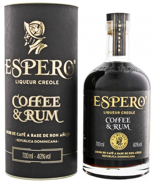 Espero Coffee and Rum 0,7L 40%