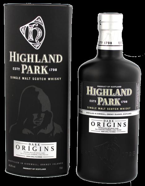 Highland Park Single Malt Whisky Dark Origins, 0,7 L, 46,80%