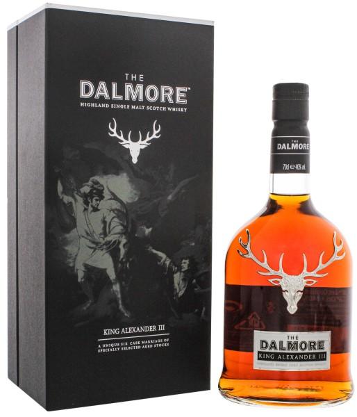 The Dalmore 1263 King Alexander Single Malt Whisky 0,7L 40%