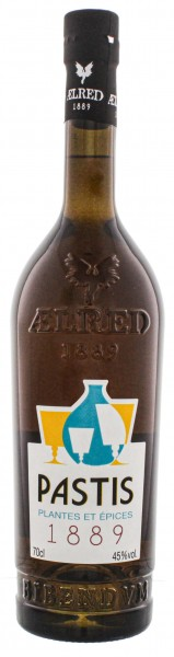 Aelred Pastis 1889 Provencal 0,7L 45%