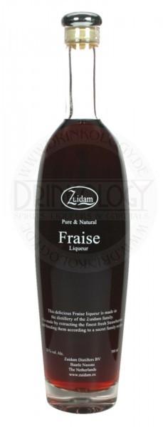 Zuidam Liqueur de Fraise 0,7L 20%