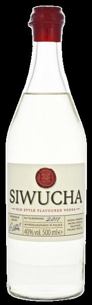 Siwucha Vodka 0,5L 40%