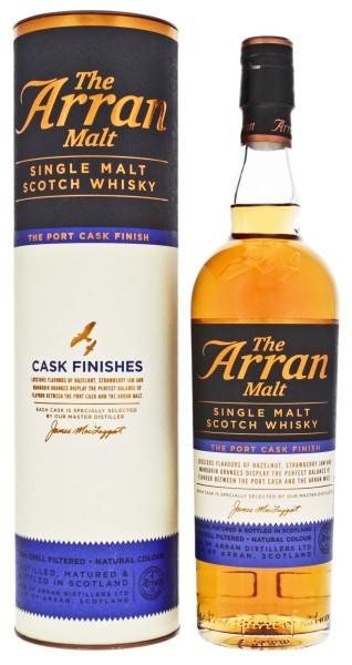 Arran Single Malt Whisky Port Cask Finish 0,7L 50%