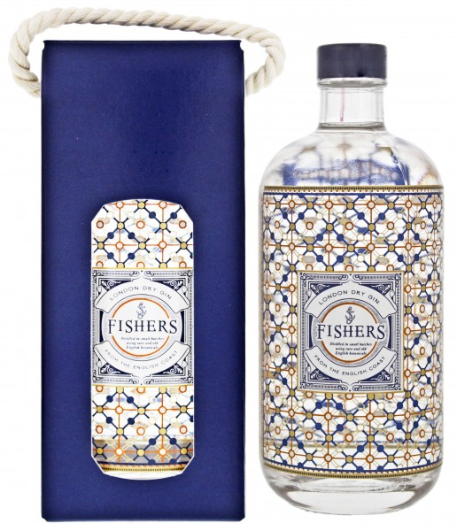 Fisher's Gin 0,5L 44%