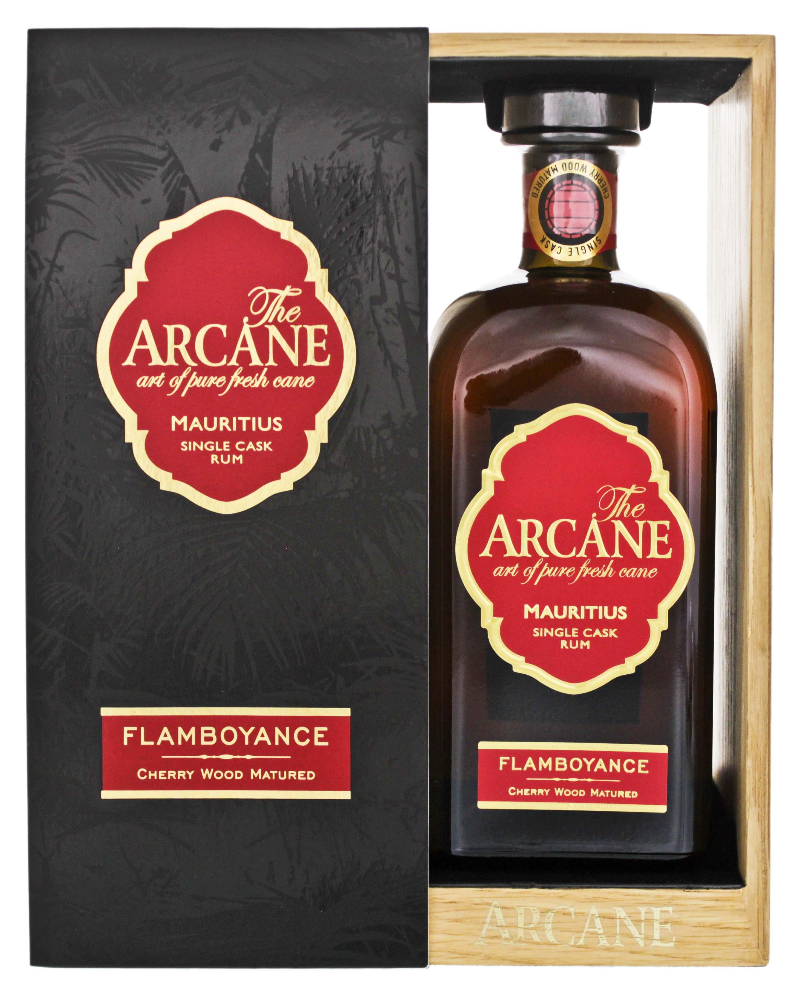 Arcane Single Cask Rum Flamboyance 0,7L 40%
