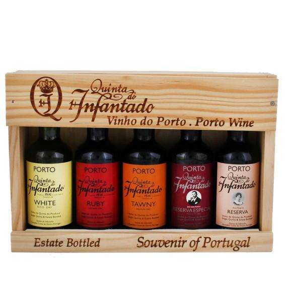 Quinta do Infantado Porto Miniaturen 5x0,05L 19,5%