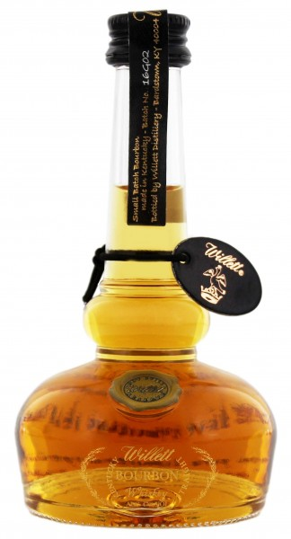 Willett Pot Still Reserve Bourbon Whiskey Miniatur
