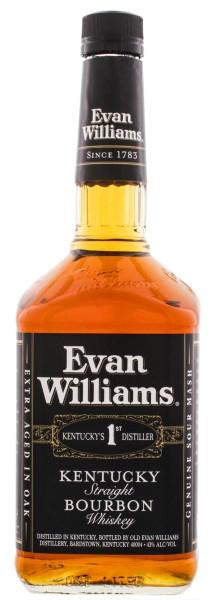 Evan Williams Bourbon Whiskey, 1 L, 43%