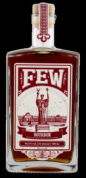 FEW Bourbon Whisky 0,7L 46,5%