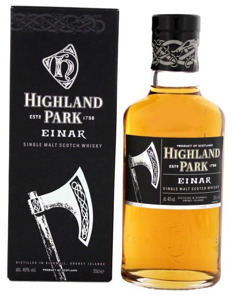Highland Park Single Malt Whisky Warriors Collection Einar 0,35L