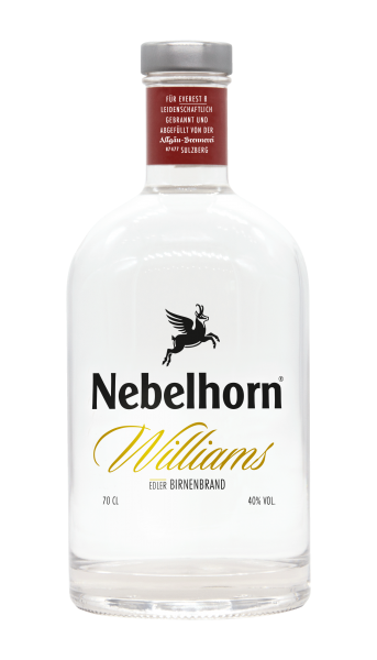 Nebelhorn Williams Edler Birnenbrand