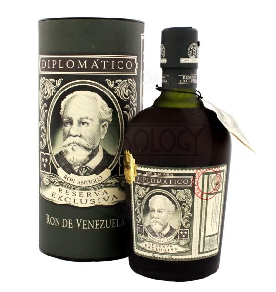 Diplomatico Rum Reserva Exclusiva, 0,7 L, 40%