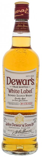 Dewars White Label Blended Scotch Whisky 0,7L 40%