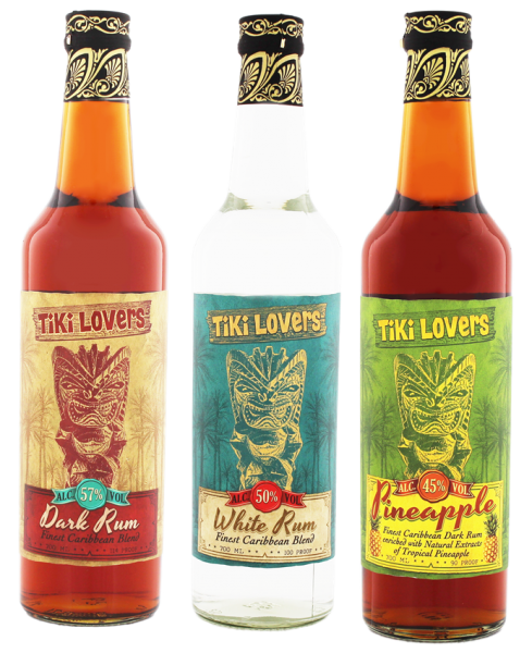 Tiki Lovers Starter Set