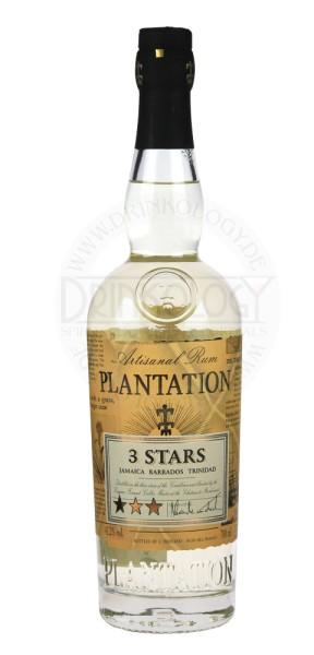 Plantation Rum 3 Stars White