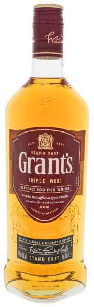 Grant's Triple Wood Blended Whisky 0,7L 40%