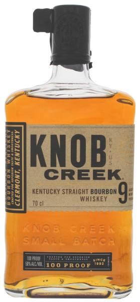 Knob Creek Bourbon Whiskey 9 Jahre 0,7L 50%