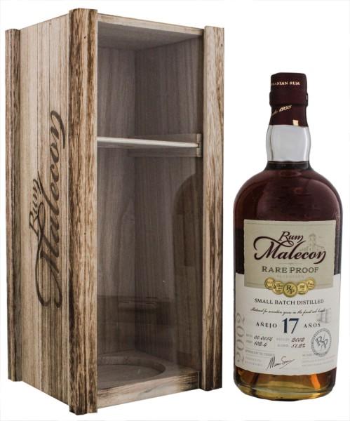 Malecon Rum Rare Proof 17 Jahre 0,7L 51,2%