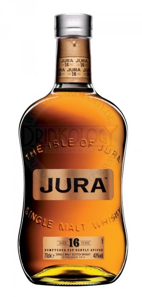 Isle of Jura Single Malt Whisky 16 Years Old 1,0L 40%