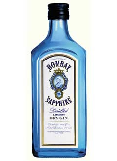 Bombay Sapphire London Dry Gin, 1 L, 40%