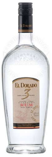 El Dorado Rum 3 Years Old