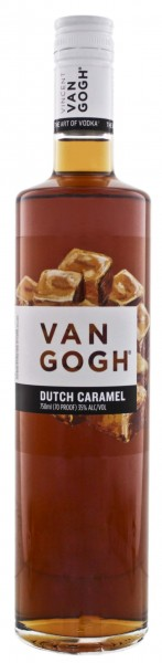 Van Gogh Vodka Dutch Caramel 0,7L 35%