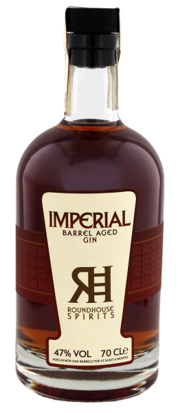 Roundhouse Imperial Barrel Aged Gin 0,7L 47%