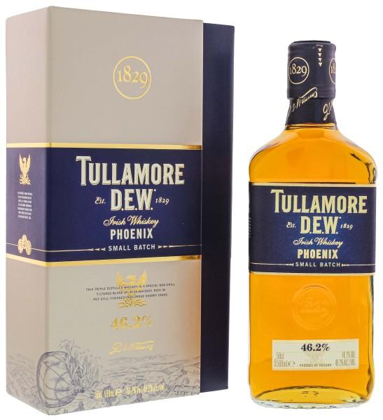 Tullamore Dew Phoenix 1829 Limited Edition 0,5L 46,2%