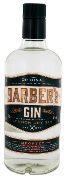 Barbers Gin 0,7 L 40%
