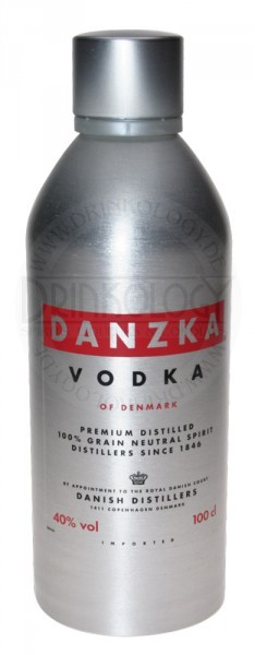 Danzka Vodka Red