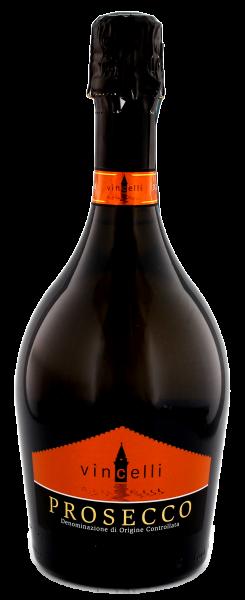 Vincelli Prosecco D.O.C. Extra Dry 0,75L 11,5%